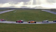 Anglesey Race Circuit reconfiguration